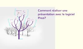 Copy of Comment réaliser une présentation avec le logiciel Prezi?