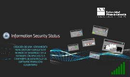 Information Security Status