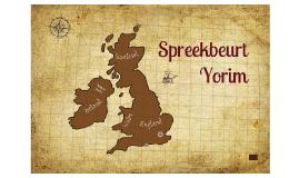 Spreekbeurt Engeland