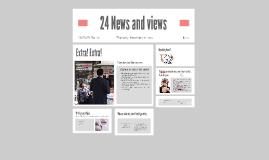 24 News and views
