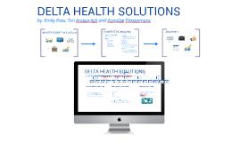 DELTA HEALTH SOLUTIONS