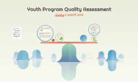 Copy of Program Quality Assessment