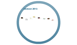 MediaMgmtPraxis Lexicon 2013