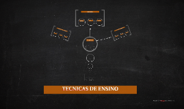 TECNICAS DE ENSINO