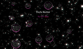 Copy of Dark Matter Timeline