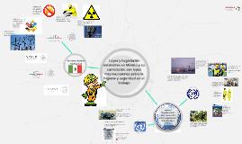 Leyes en México y su correlacion con leyes internacionales sobre la higiene y seguridad en el trabajo