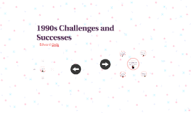 1990s Challenges and Successes