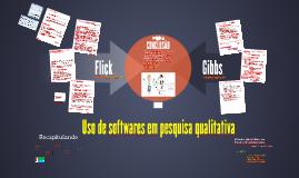 Uso de softwares em pesquisa qualitativa