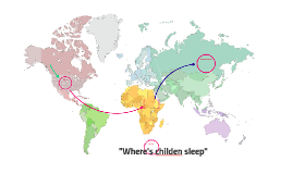 """Where's childen sleep"""