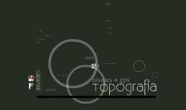 Copy of TOPOGRAFÍA - NIVELES + GPS