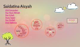Copy of Saidatina Aisyah