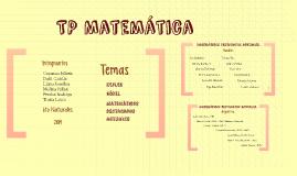 TP Matemática
