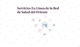 Portal Web Red de Salud del Oriente de Cali