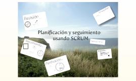 Planificación y seguimiento en SCRUM