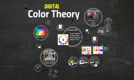 Digital Color Theory