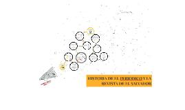 HISTORIA DE EL PERIODICO Y LA REVISTA DE EL SALVADOR