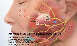 Copy of NERVIO FACIAL Y PARALISIS FACIAL