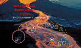 Mauna Loa Volcano: John & David-Good