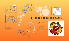 CHOCOFRUIT SAC