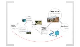 Water Transfers: WGA Staff Presentation