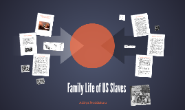 Family Life of US Slaves