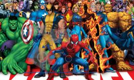 Copy of Copy of Marvel Presentation