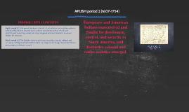 APUSH period 2 (1500-1733)
