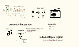 Radio Análoga y Digital