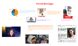 Forced Marriages.