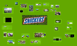 snickers marketing plan