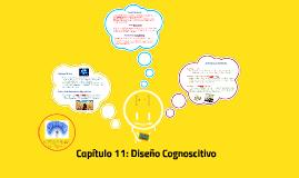 Cap. 11: Diseño Cognoscitivo