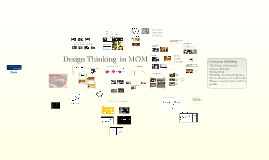 Copy of Design Thinking at MOM
