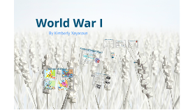 Copy of Copy of World War I