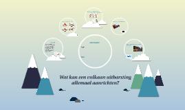 Wat kan een vulkaan allemaal aanrichten?
