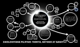 Copy of Copy of SIKOLOHIYANG PILIPINO