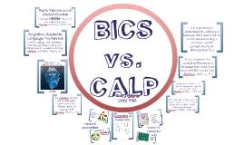 Copy of BICS vs. CALP