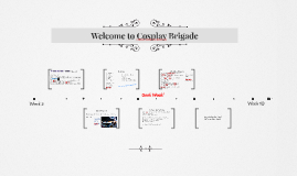 Welcome to Cosplay Brigade