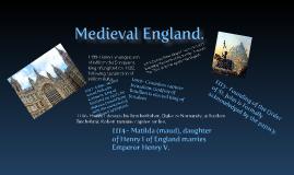 Medieval Englend.