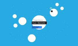 Class 1 Specialist