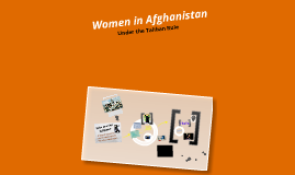 Copy of Women in Afghanistan