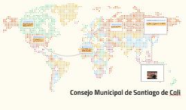 Consejo Municipal de Santiago de Cali