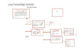 3.09 Factoring activity