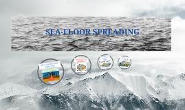 SEA-FLOOR SPREADING