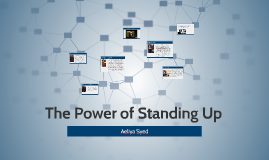 The Power of Standing Up