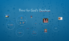 Thirst for God's Darshan
