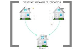 Desafio: imóveis duplicados