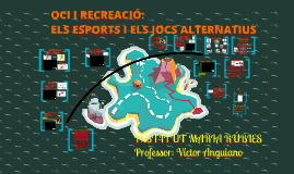 JOCS I ESPORTS ALTERNATIUS
