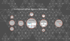 Guidance and Other Agency Materials
