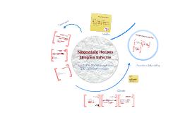 Copy of neonatale herpes infectie