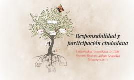 Responsabilidad y Participación Ciudadana